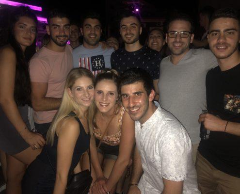 Greece Tour - Night Out