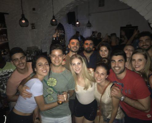 Greece Tour - The Group