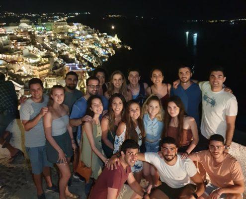 Greece Tour - City View